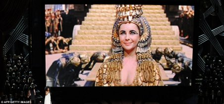 Academy Awards pays tribute to Elizabeth Taylor, Whitney Houston with \'In Memorian\' montage