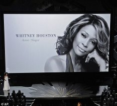 Academy Awards pays tribute to Elizabeth Taylor, Whitney Houston with \'In Memorian\' montage biography