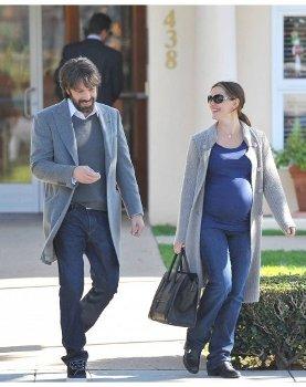 Hollywood couple Jennifer Garner and Ben Affleck welcomed a baby-boy