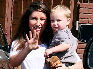 Single mom Bristol Palin\'s home life set for a new reality series