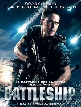 Rihanna shown as US Navy officer in new \'Battleship\' poster biography