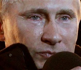 Russian President Vladimir Putin is heading back to Kremlin for six years