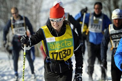 Pippa Middleton proves sportive at biggest cross-country ski race in Sweden biography