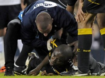Bolton Wanderers\' Fabrice Muamba had a miraculous recovery